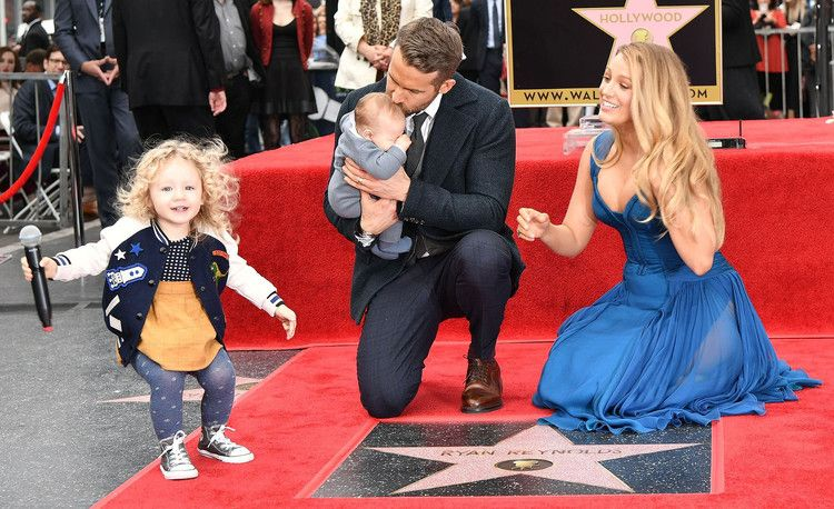 Party of Five! Here Are All of the Sweetest Photos We've Got of Blake Lively & Ryan Reynolds' Growing Family — People #blakelively