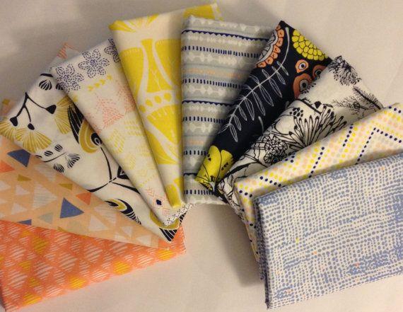 Tule by Leah Duncan. Art Gallery Fabric. 1/2 Yard by SaritaLutrell