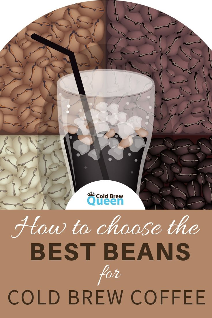Choosing the Best Beans for Cold Brew Coffee Coffee