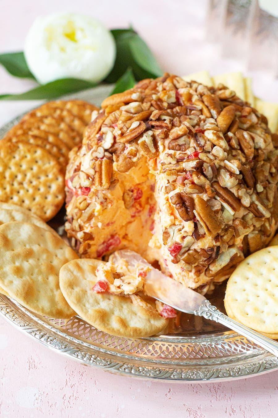 Pimento Cheese Ball Recipe