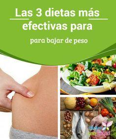 Dieta rapida y efectiva para bajar de peso en 3 dias em