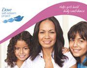 Dove® Self-Esteem Toolkit Self-Esteem Guide for Moms of Girls 8–11