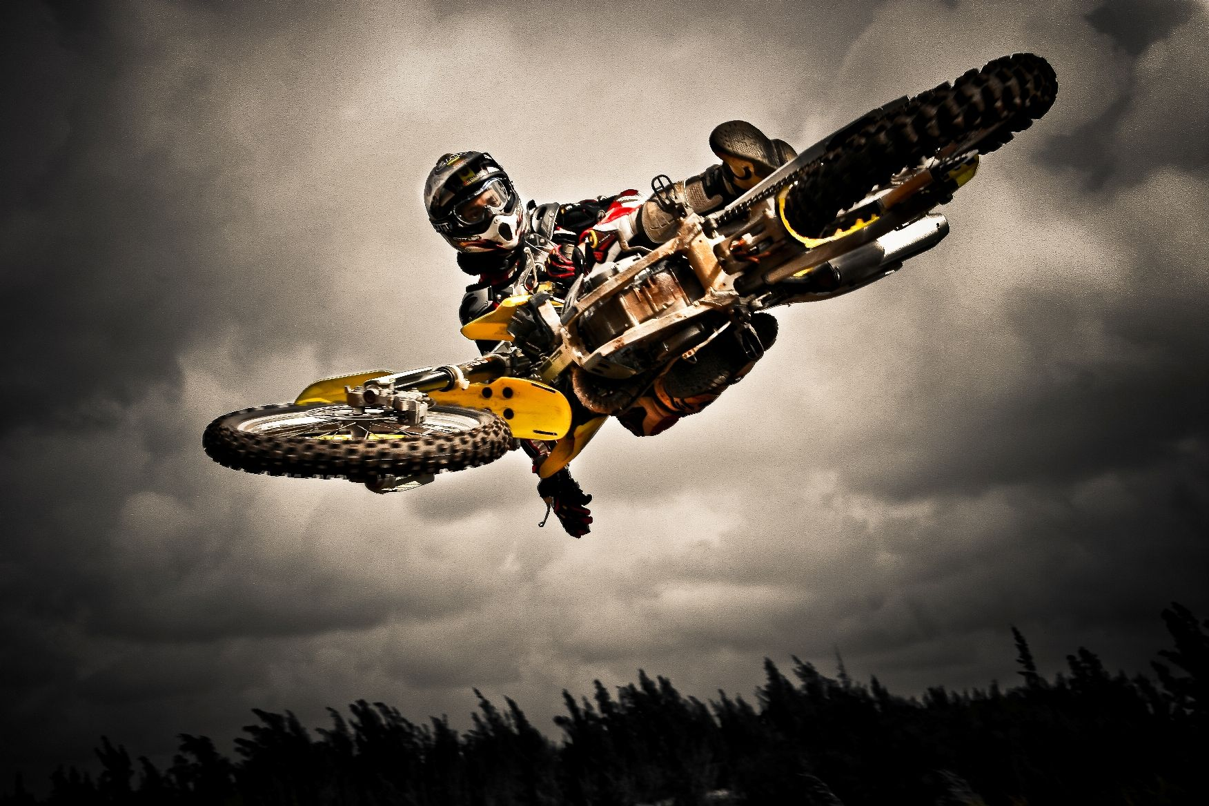 Dirt Bike Jump Photoshoot Motocross Freestyle Motocross Dirt Bikes