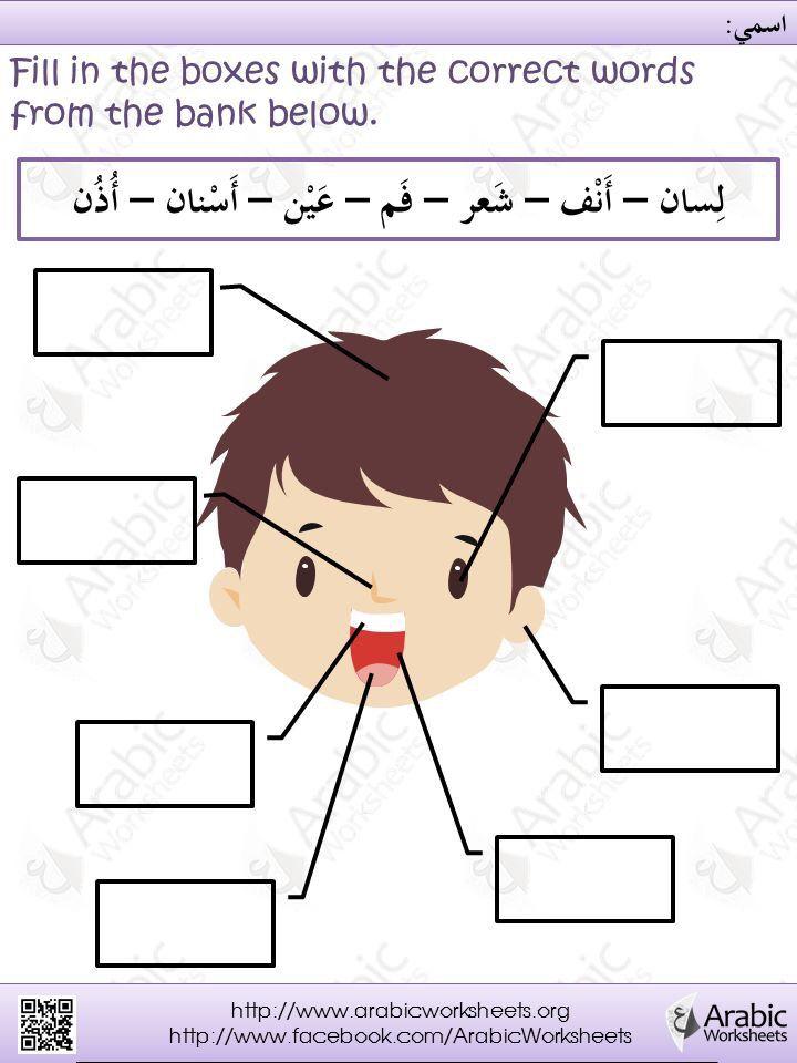 Arabic Worksheet Arabic Kids Arabic Worksheets Learning Arabic Arabic worksheets