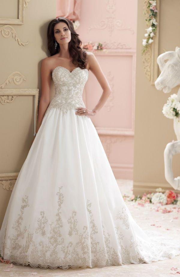 Vestidos de novia David Tutera, bridal dresses David Tutera | Boda ...