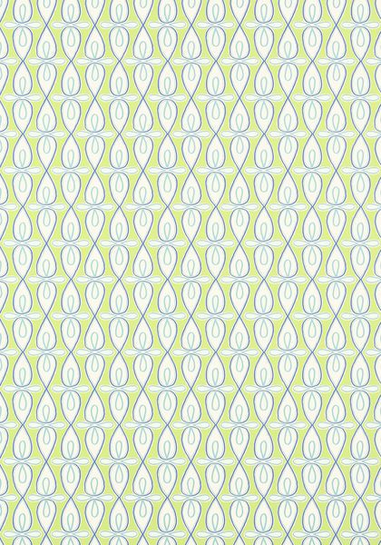 Bribie #wallpaper in #green from the Resort collection. #Thibaut