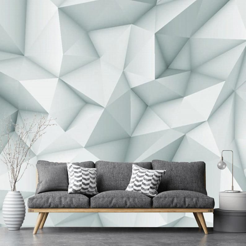 Pin by Gulomov Olimjon on Quick Saves in 2021 | Wallpaper accent wall,  Modern wallpaper accent wall, 3d wallpaper mural