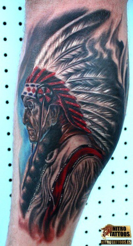 tatuajes de indios apaches | Indian Tattoos | Pinterest ...  tatuajes de ind...