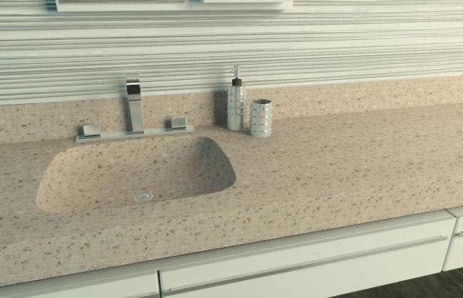 Fossil Kitchen Updates, Updated Kitchen, Corian Countertops, Rock Creek,  Girl Bathrooms,