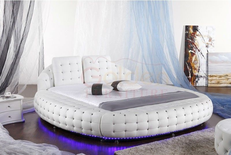 20 Incredible Round Bed Designs For Your Bedroom Latest Bedroom
