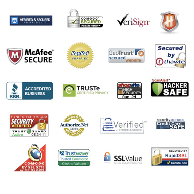 Social Proof Your Most Influential Marketing Asset And How To Use It Ecommerce Security Logo Trust