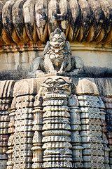 Lingaraj Temple, Orissa, India