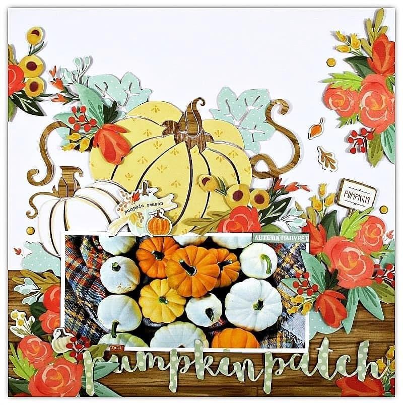 When Fall is in the air, fresh pumpkins, squash, and