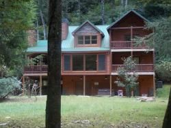 Merveilleux The Laurel Waters Lonesome Paws Cabin Rentals, Coosawattee River Resort,  Ellijay Georgia