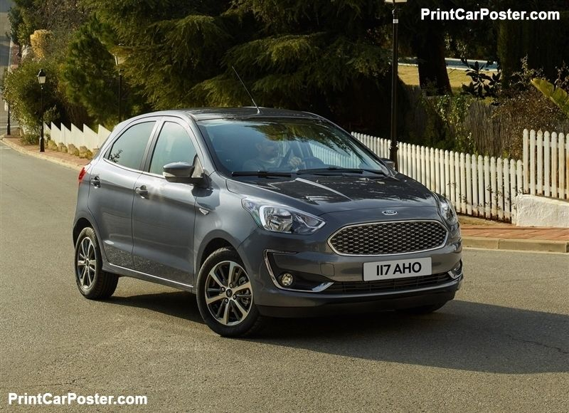 Ford Ka Plus 2019 Poster Id 1342208 Suv Cars 2019 Ford Ford