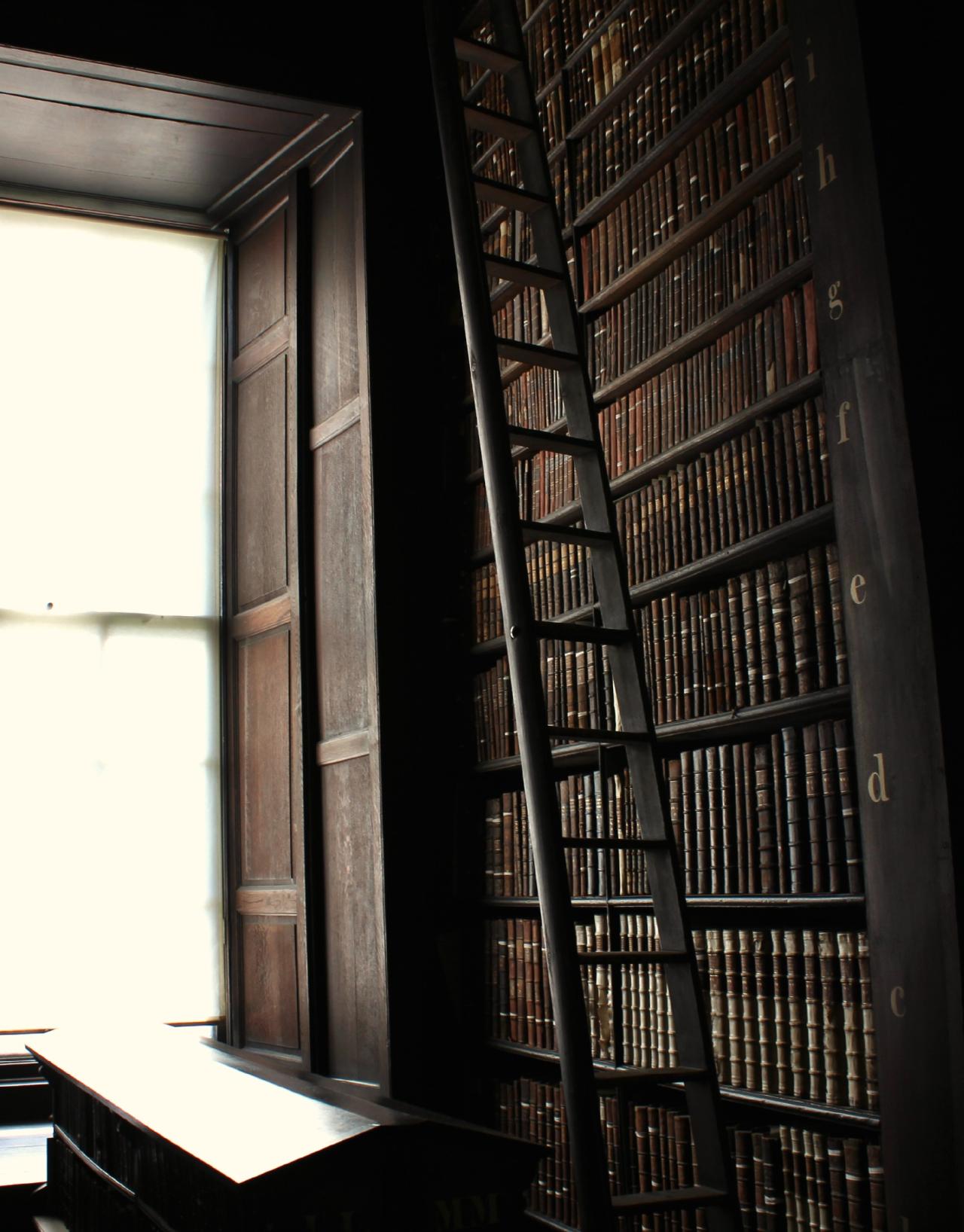 Olkd Study Room: >Sleep Is Good, He Said, And Books Are Better