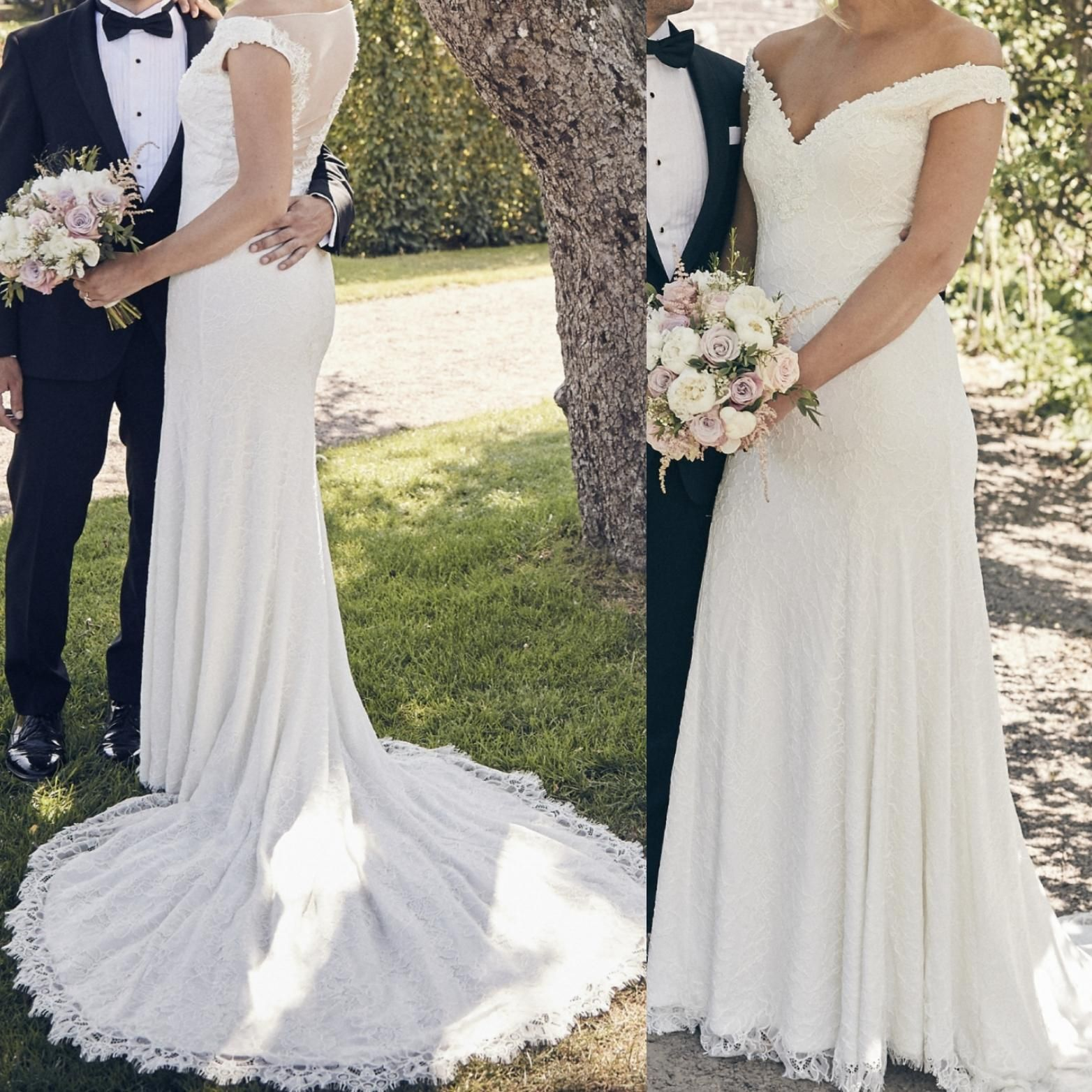 Ridiculous wedding dresses  Self Drafted My wife and her mother created her wedding dress Took