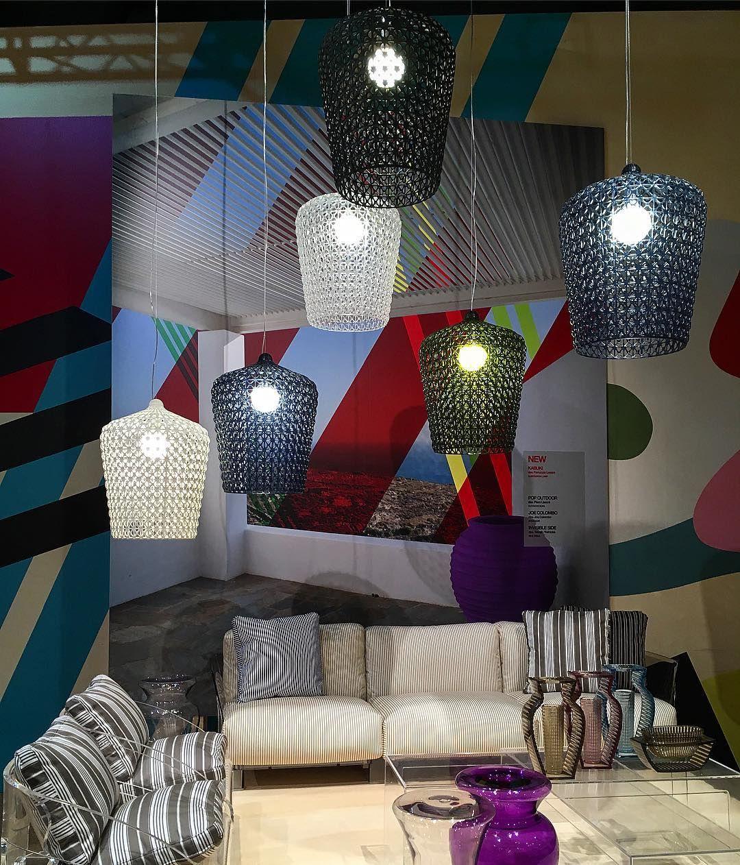 ferruccio laviani lighting. NEW KABUKI Suspension Lamp By Ferruccio Laviani For Kartell @ Salone Del Mobile 2017 Lighting