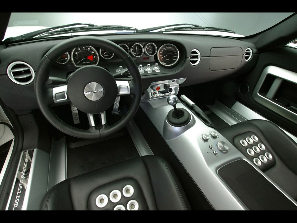 2005 Ford Gt Interior Dash 1024x768 Wallpaper Ford Gt Ford Gt 2005 Car Ford