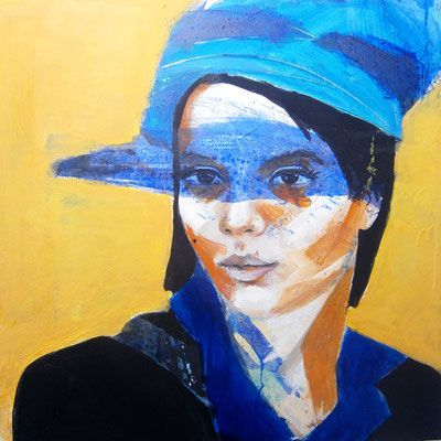 Portrait 1 - Richard Kuhn
