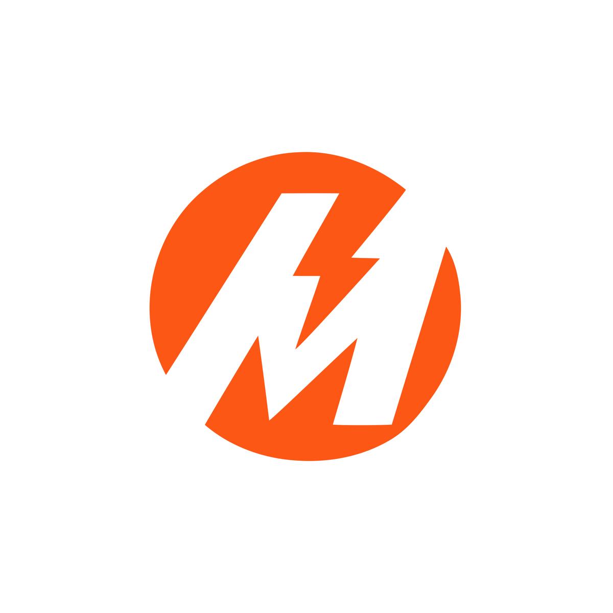 Meralco logo Philippines in 2020 Letter logo, Letter m