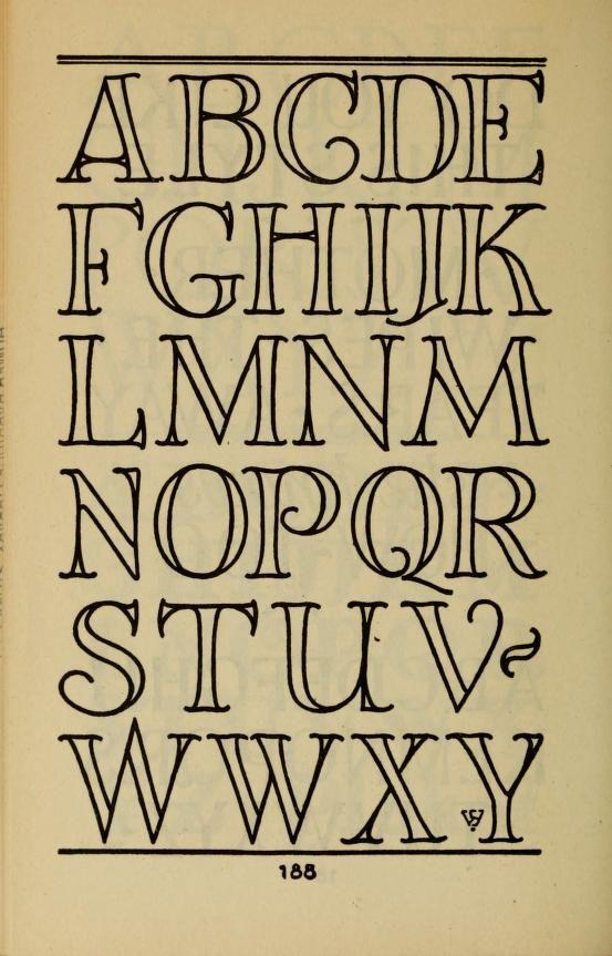 Cursive Over Block Letters : cursive, block, letters, Studio, Handbook, Lettering, Pages,, Lettering,, Alphabet,, Fonts
