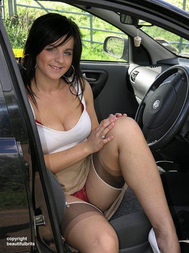 Faldas cortas y upskirt nylon sexo
