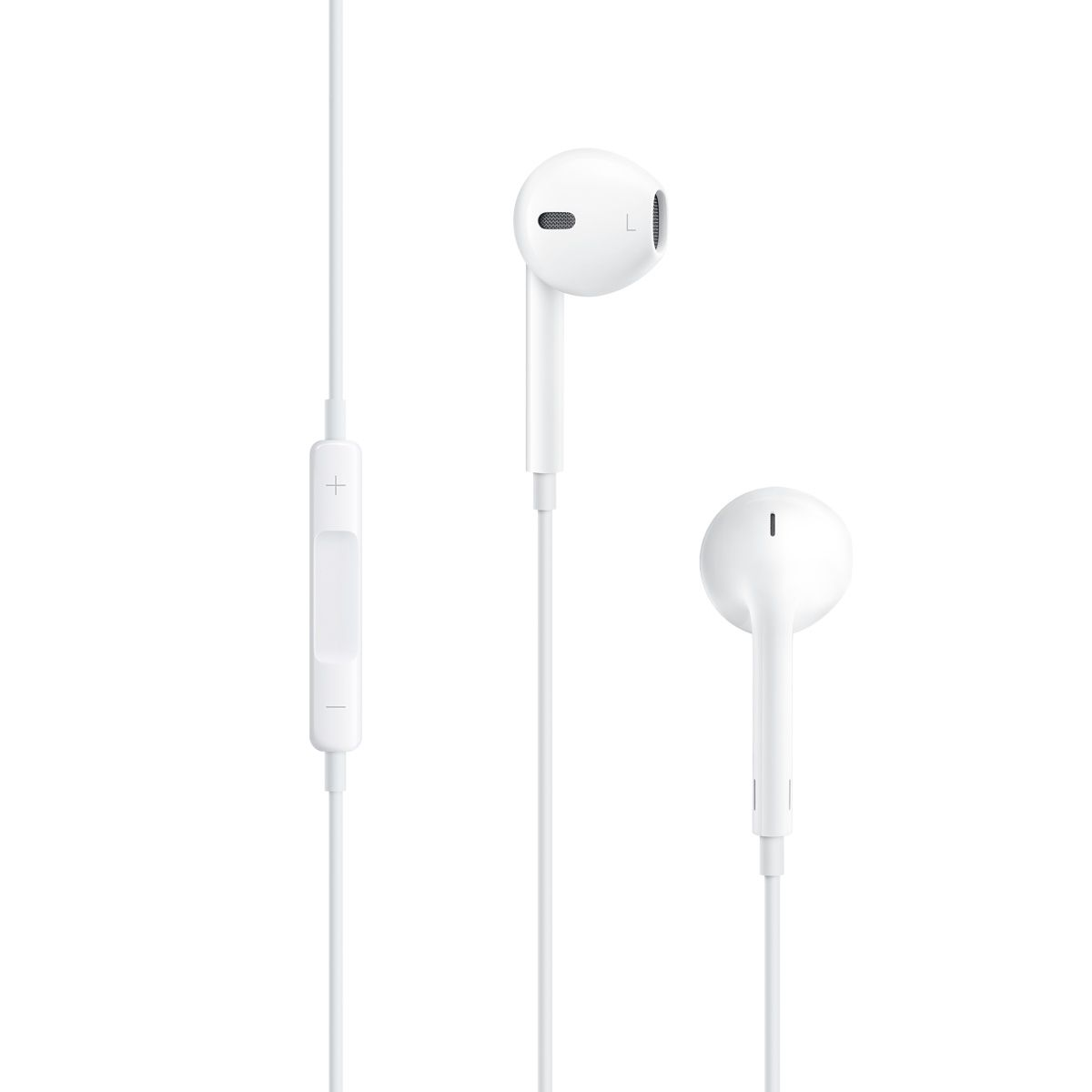Apple EarPods with Remote and Mic.