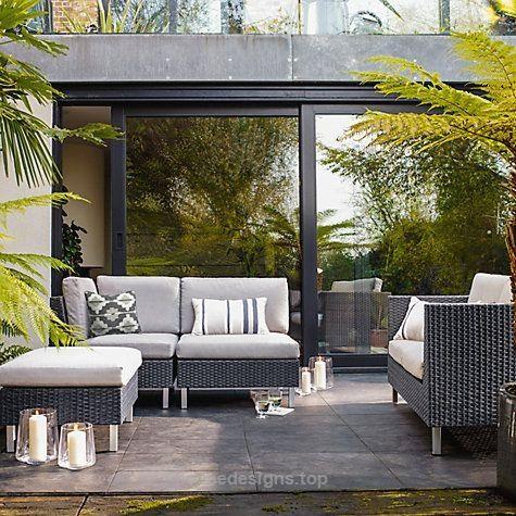 Buy John Lewis Madrid Outdoor Furniture | John Lewis http://www ...