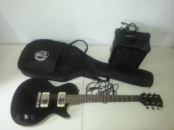 Gibson Baldwin Epoch Electric Guitar W Amp
