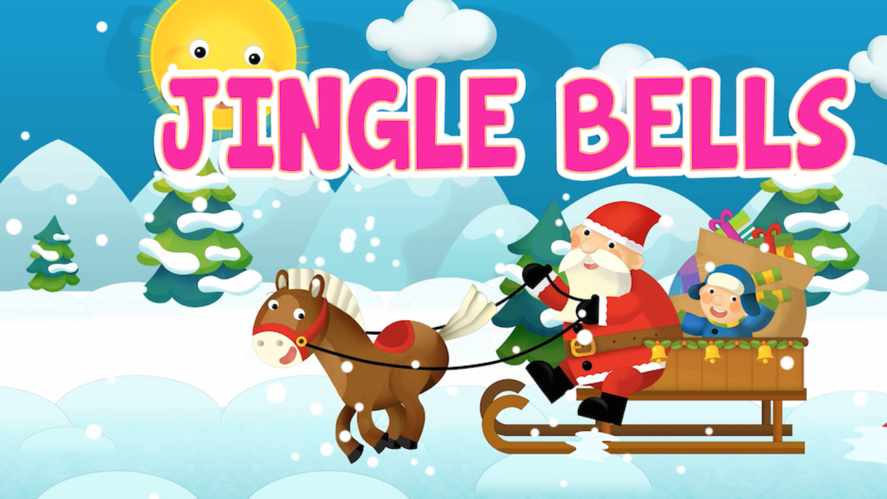 Pin by 2Learn-English on Learn English   Christmas songs for kids, Christmas music for kids ...