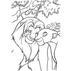 top 20 free printable lion coloring pages online  lion coloring pages coloring pages disney