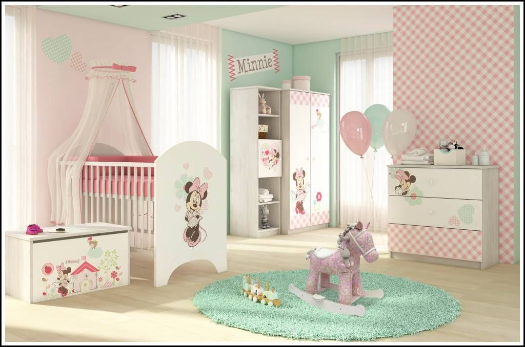 disney babykamer minnie | baby en kinderwereld - babykamers, Deco ideeën