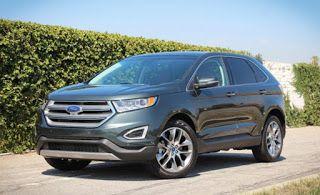 2016 Ford Edge Titanium Release Date Autocartechno Com