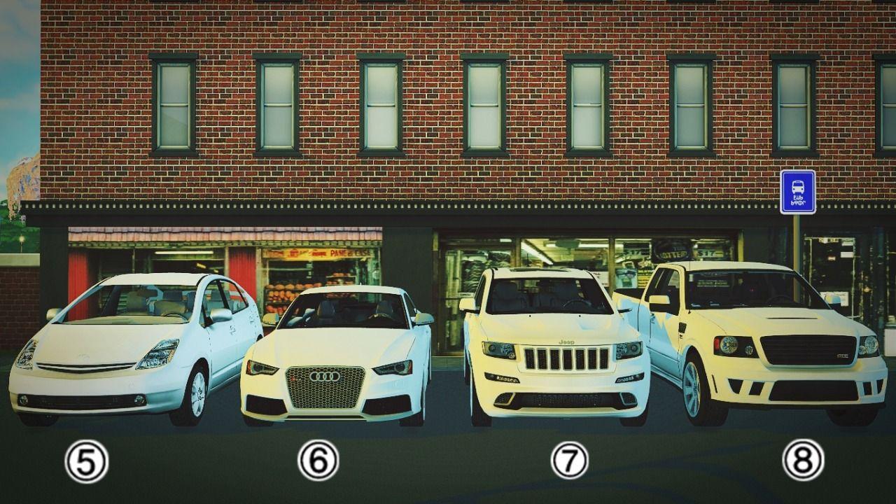 sims 4 cc // custom content decor car vehicle // by MXIMS