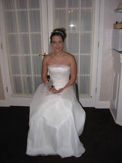 Wedding Dress For A Paraplegic The Wheelchair Mommy