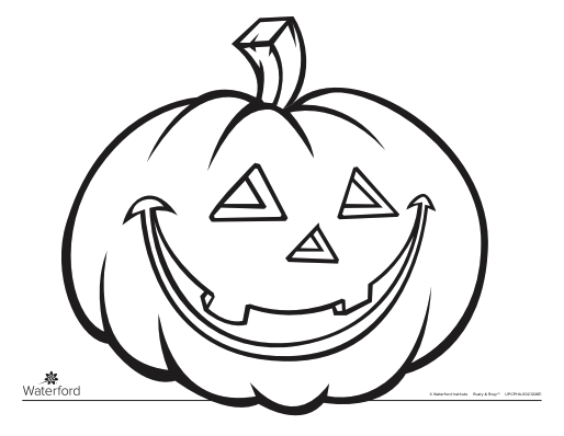 Halloween Coloring Page Halloween Coloring Pages Pumpkin Coloring Pages Coloring Pages