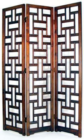 6 Ft Tall Sri Lanka Screen Roomdividers Com Wood Room Divider Panel Room Divider Room Divider Screen