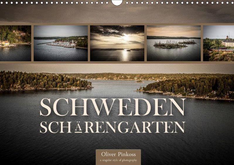 Schweden Schärengarten - CALVENDO