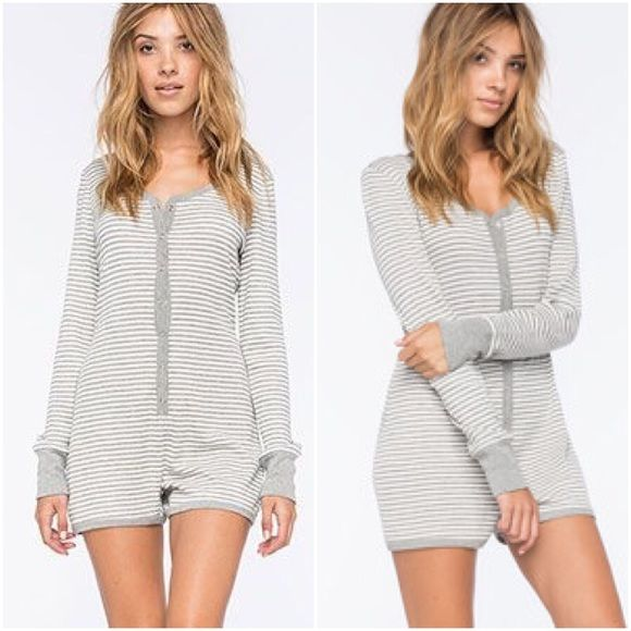 7e588dee6 Stripe short onsie Cosmic Love waffle knit thermal short onesie ...