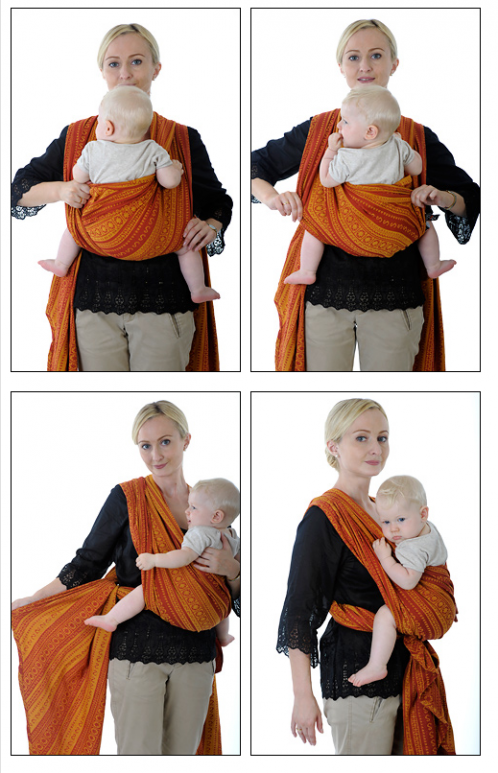 Tying Methods For Baby Pinterest Woven Wrap Baby Wearing And