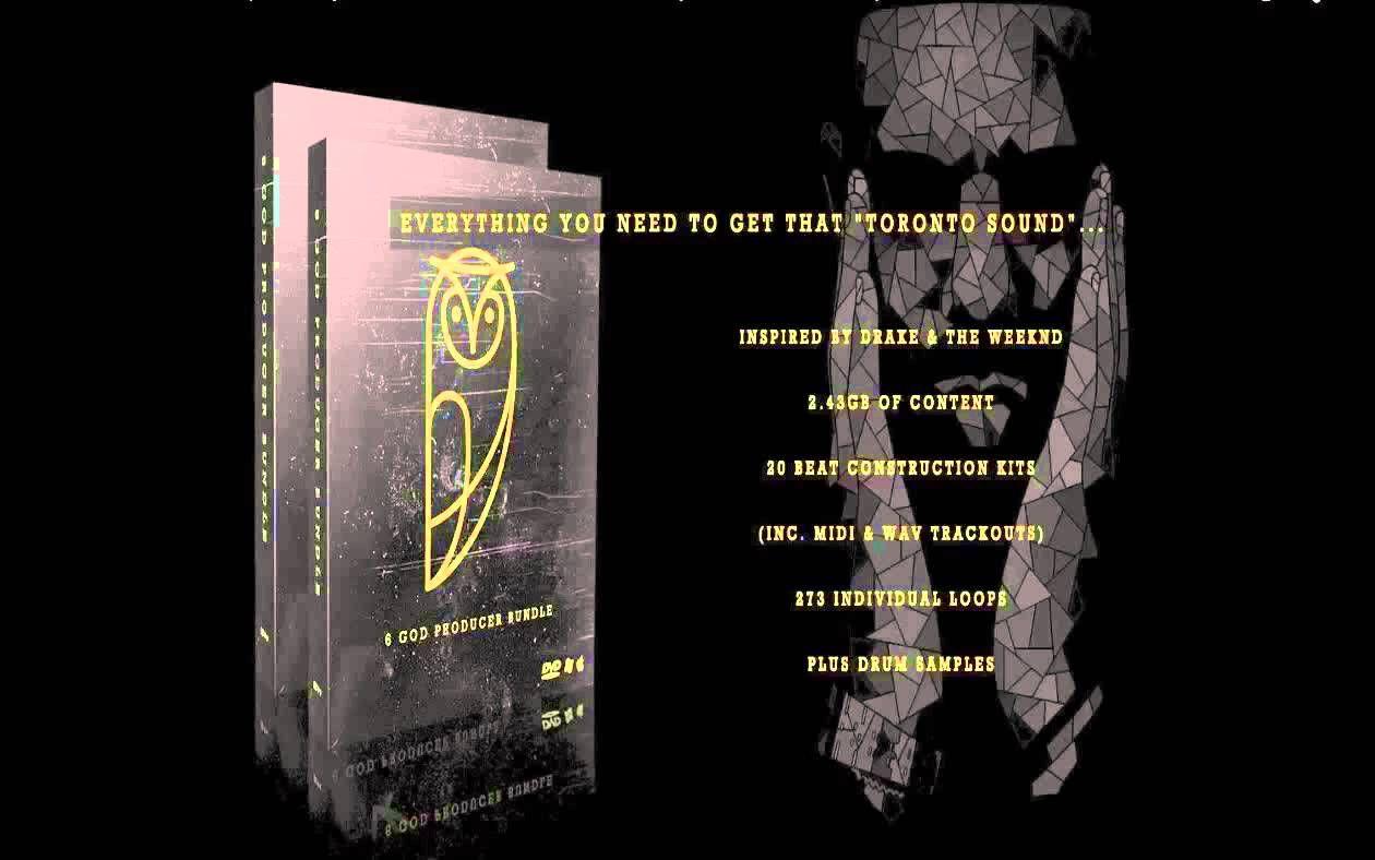 "Master The ""OVO Sound"" Download 3 OVO Inspired Sample"