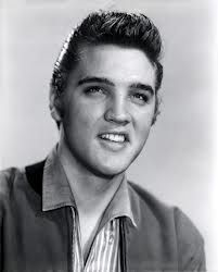 Elvis Presley really young