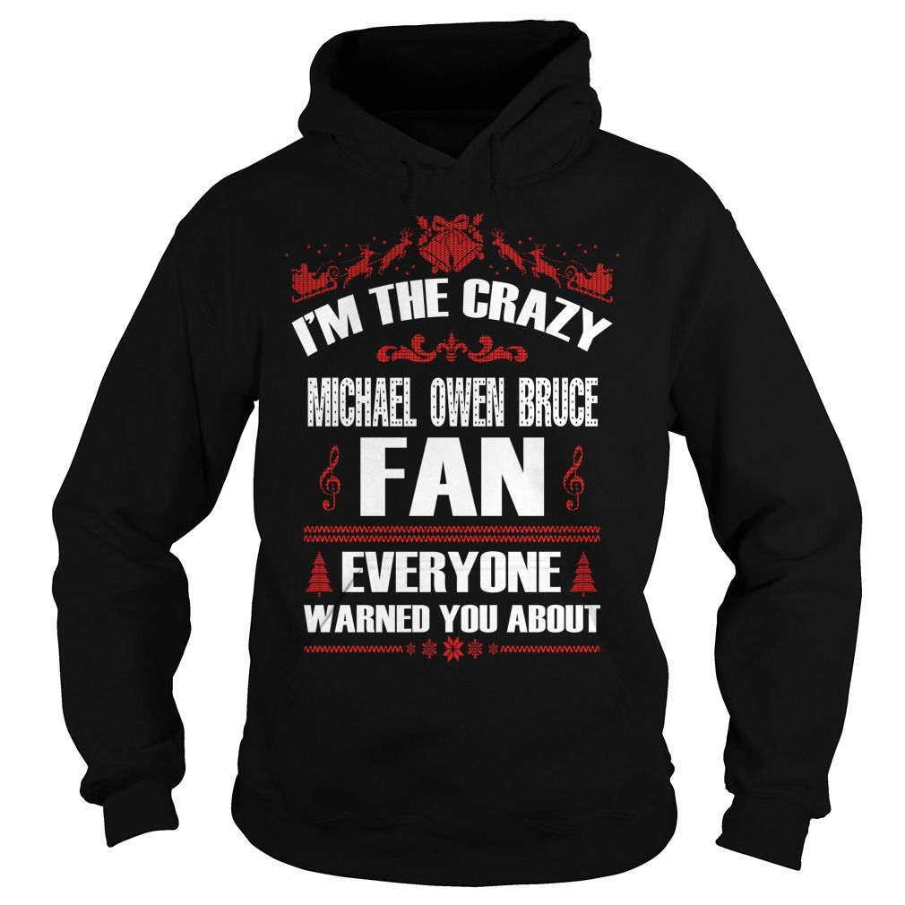 Crazy Michael ᐃ Owen Bruce Fan Christmast If you dont like ...