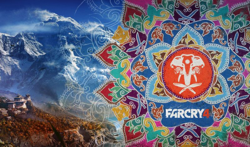 Download These Far Cry 4 Wallpapers Far Cry 4 Art Wallpaper Wallpaper Far cry 4 phone wallpaper