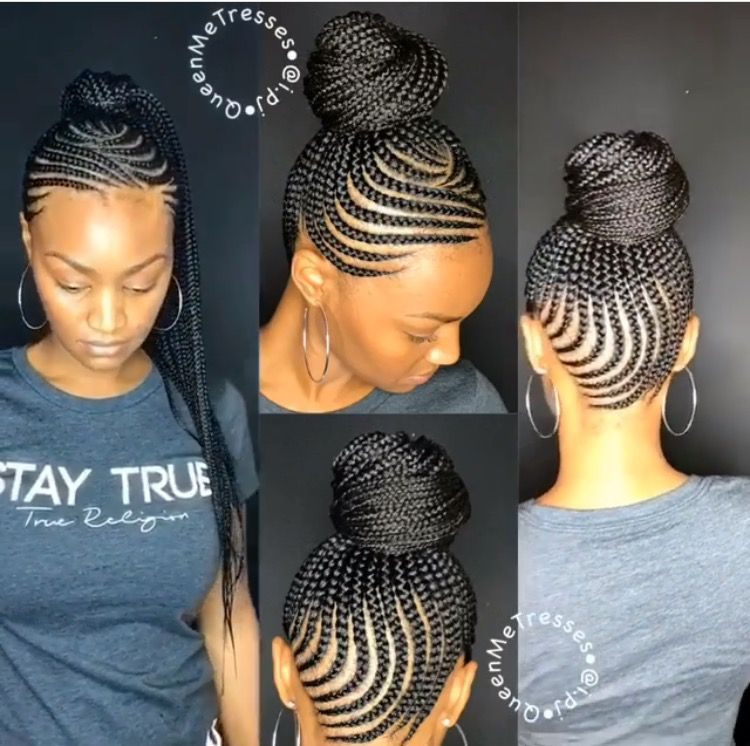 Pin By Newch Shannon On The Mane Event Hair Styles Braids Hair