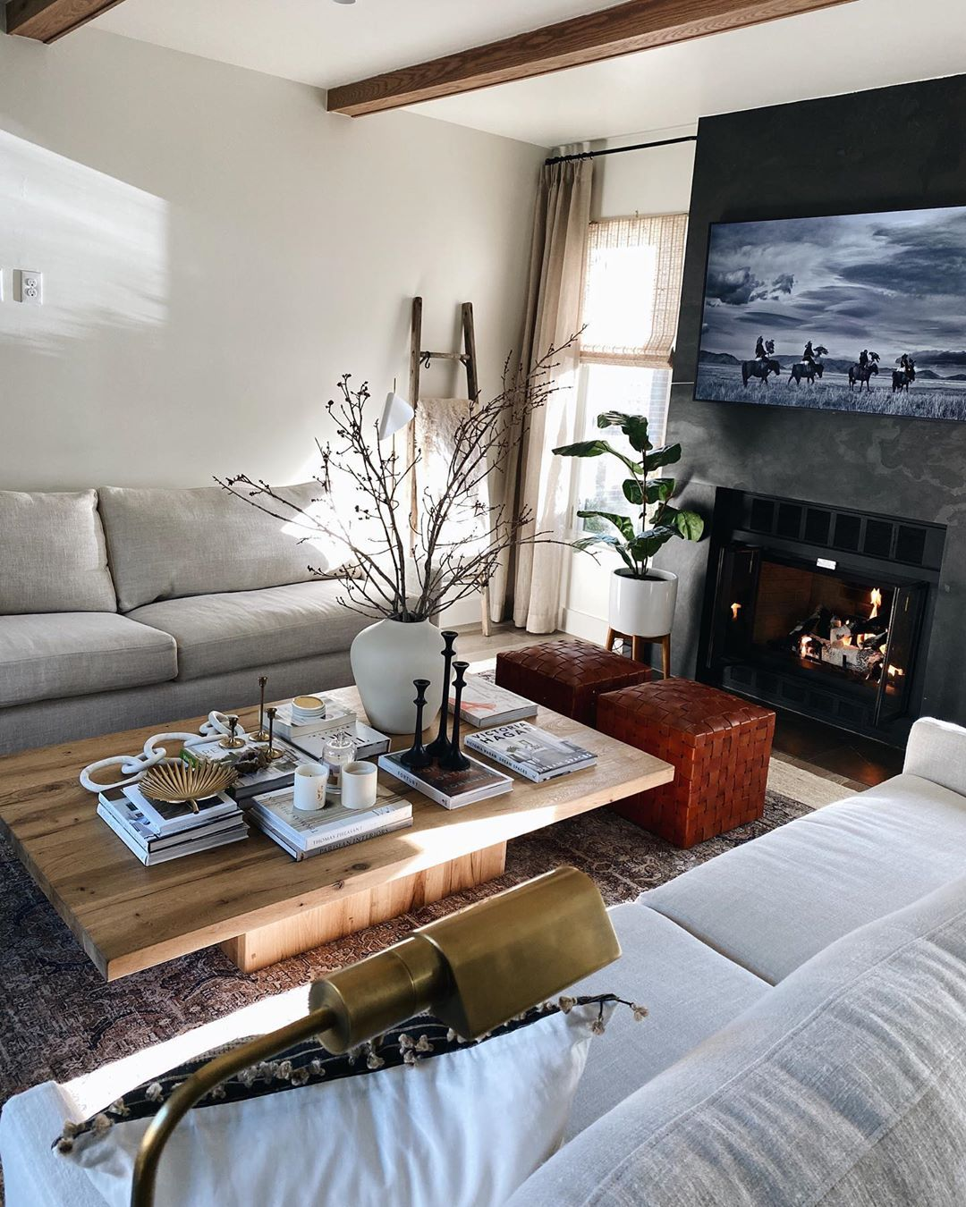 Modern Living Room With A Colorado Vibe In 2020 Home Decor Uk Home Decor Home Decor Styles