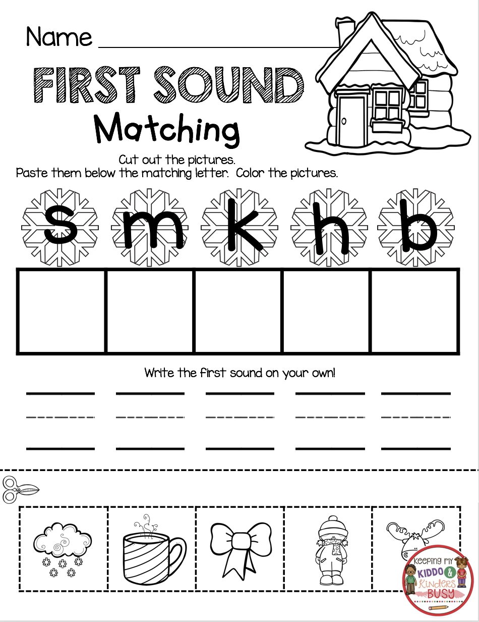 January No Prep Math Literacy Pack Freebies Keeping My Kiddo Busy Writing Sentences Kindergarten Kindergarten Reading Winter Kindergarten [ 1232 x 950 Pixel ]