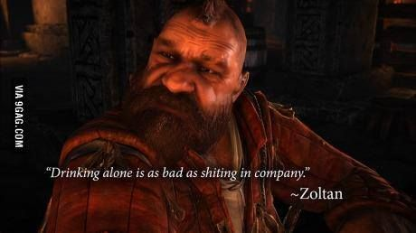 Zoltan The Witcher Words Best Funny Pictures