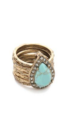 Samantha Wills Poolside Ring |
